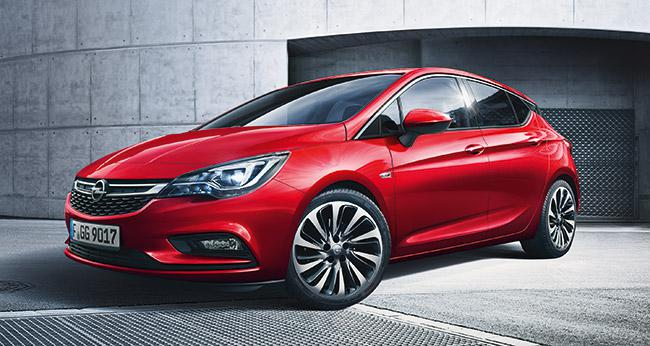 Astra 5-trg - 120 Jahre Opel
